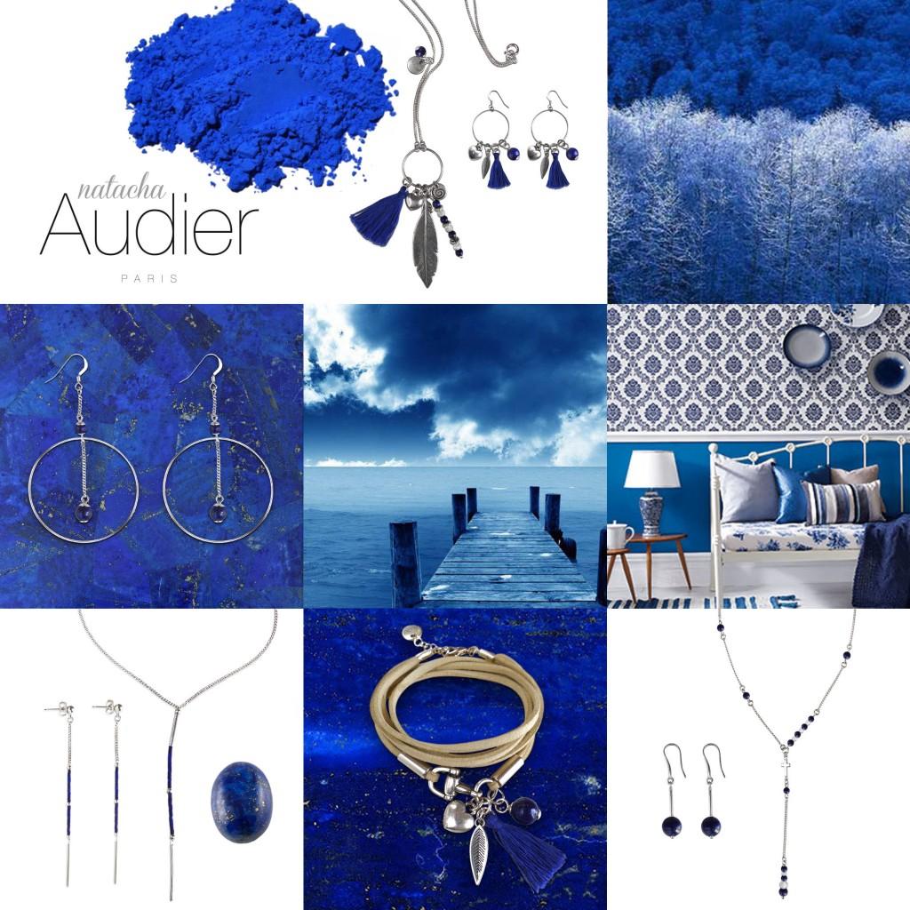 Inspiration bleue