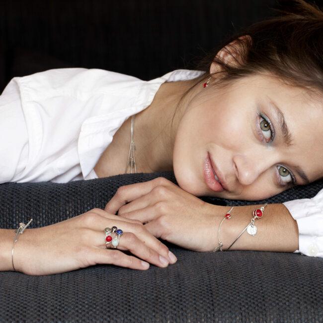 Bracelet jonc Louise Natacha Audier Paris