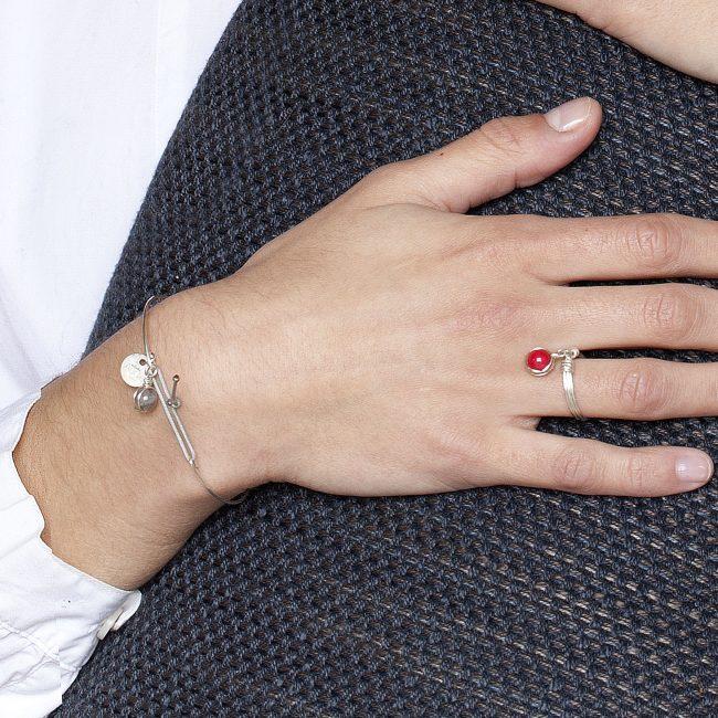 Bracelet jonc Thelma Natacha Audier Paris