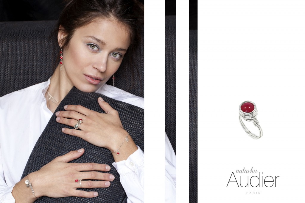 bague Louise Natacha Audier Paris