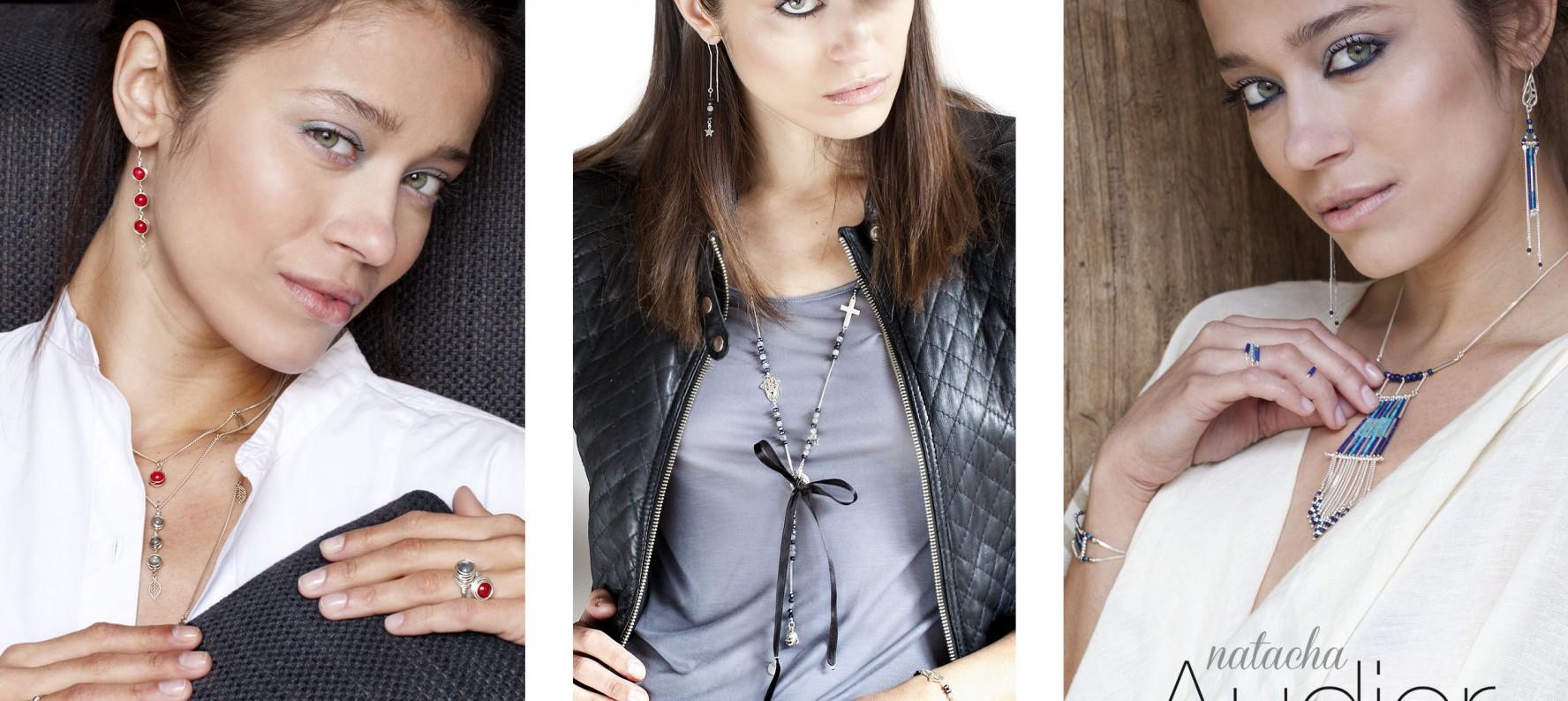 Nouvelle collection Alyssa Natacha Audier Paris