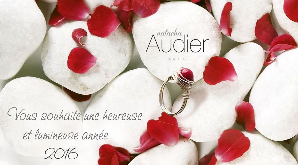 voeux 2016 Natacha Audier Paris