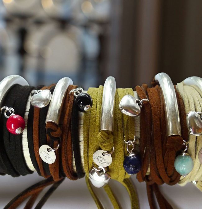 Bracelets Havana Natacha Audier Paris