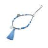 Bracelet agate striée et hématite Indian summer Natacha Audier Paris