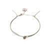 Bracelet labradorite et argent massif Sweet Jane Natacha Audier Paris
