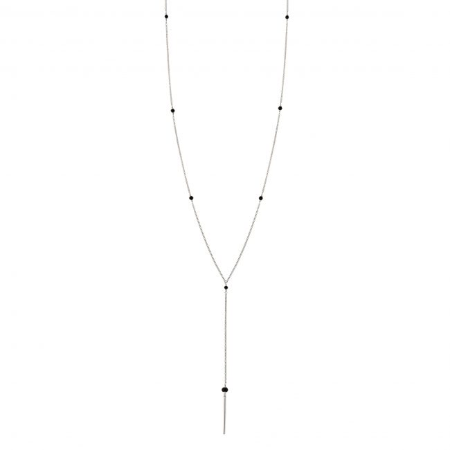 Collier spinelle et argent massif My first Natacha Audier Paris