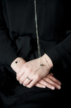 Bracelet onyx noir My precious