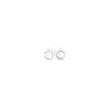 B.O clou anneau en argent massif Natacha Audier Paris